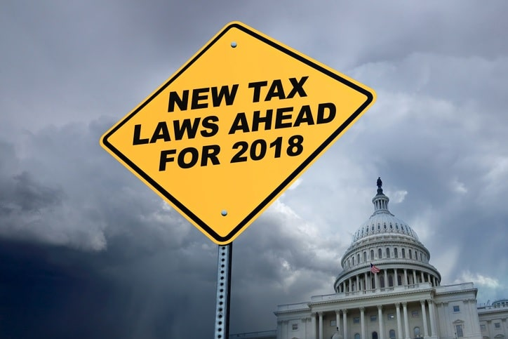 How Will the New 2018 Tax Law Affect You?